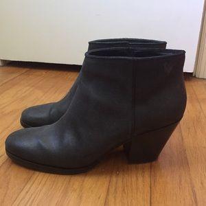 Rachel Comey Mars Leather Booties